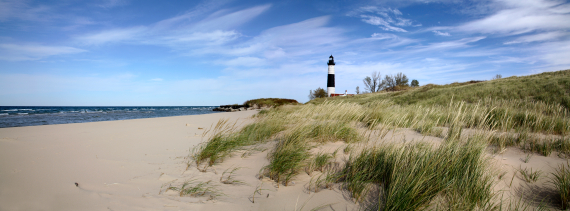 Big Sable Point Lighthouse, Ludington Michigan