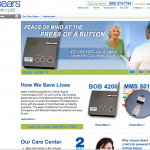 Website Launch Announcement – Sears Link 2 Life