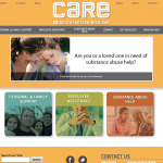 CARE of SouthEast Michigan web design