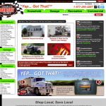 Michigan Based Complete Battery Source web design