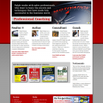 Designing Web sites for respected Detroit Realtor Ralph Roberts, CRS, GRI