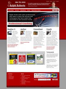 Detroit Real Estate Web site