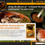 Metro Denver-Based Xicamiti Catering Website Goes Live